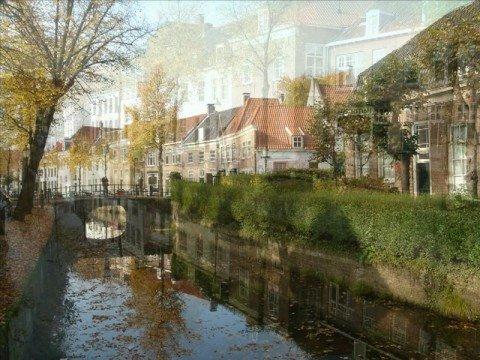Netherlands: Amersfoort on a Sunday afternoon