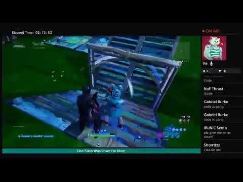 what is the custom matchmaking code in fortnite