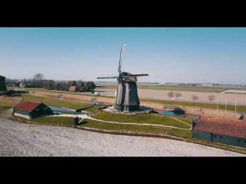 Schermerhorn filmed by drone VNM