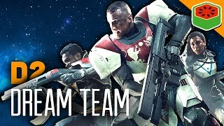 Destiny 2  - the dream team (funny moments)
