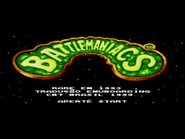 Battletoads in Battlemaniacs Snes Detonado #1