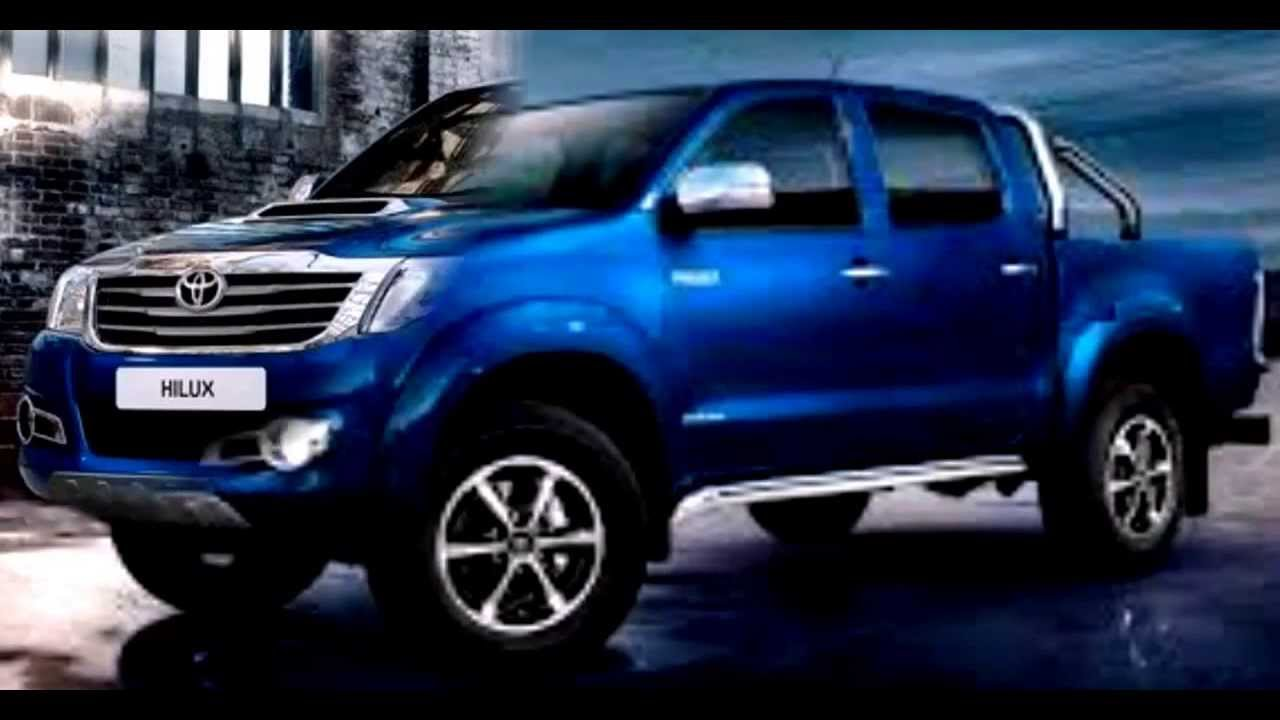 Pickup Toyota Hilux Invincible 2014 Youtube
