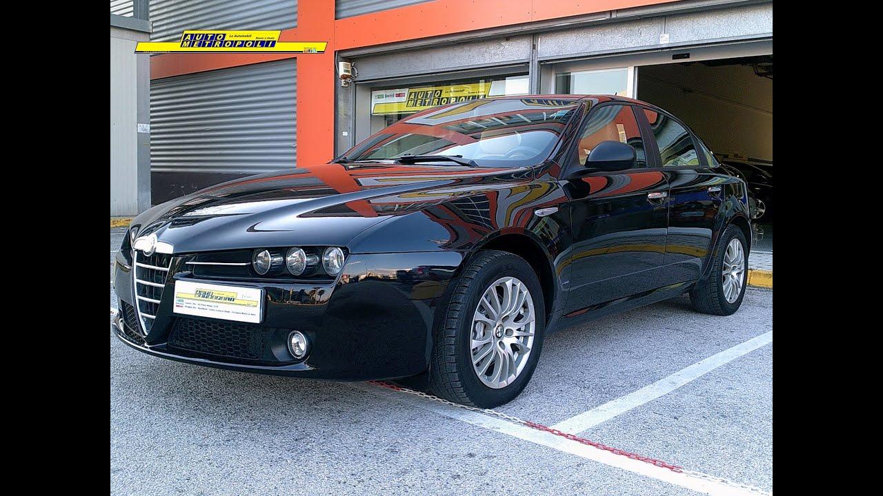 Alfa Romeo 159 1 8 16v 140cv Distinctive Gpl Autometropoli It