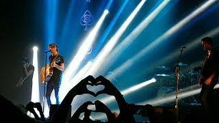 all time low - last young renegade world tour // amsterdam afas live FULL SHOW october 13 2017