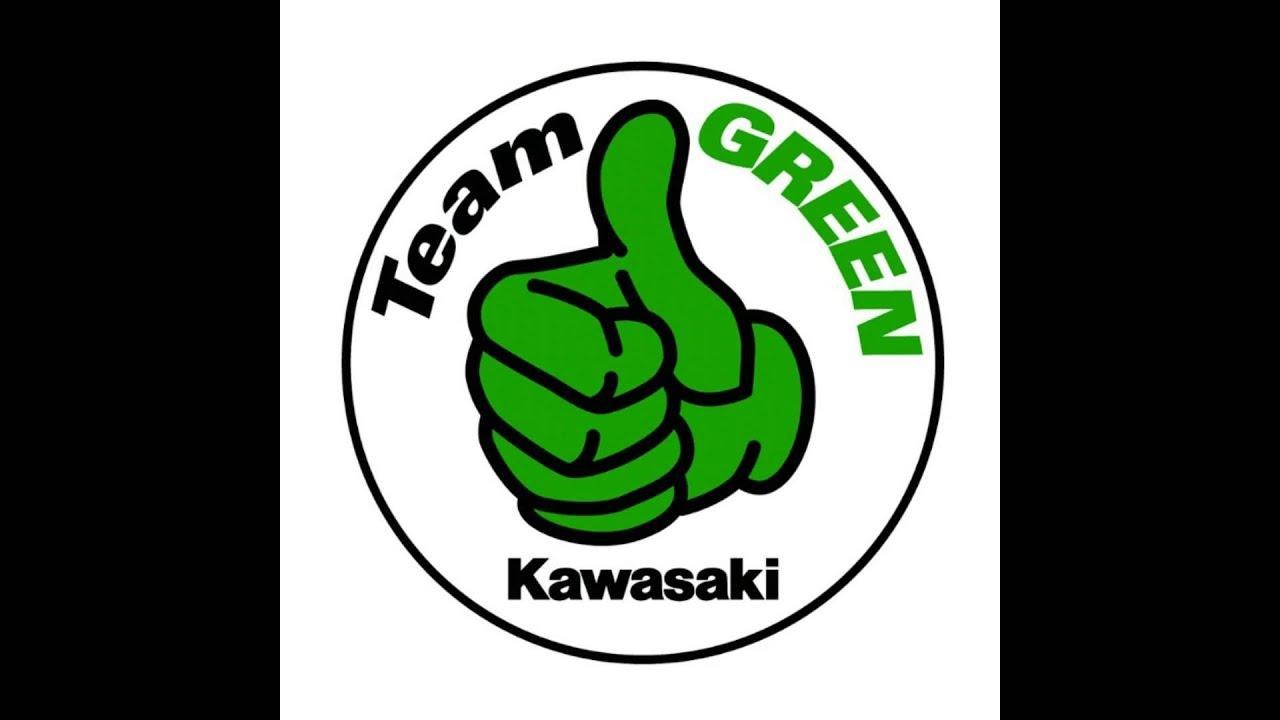 riding for team green in the 2014 suzuka 8 hours kawasaki ninja zx