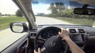 2018 Lexus GX460 - POV Walkaround & Test Drive (Binaural Audio)