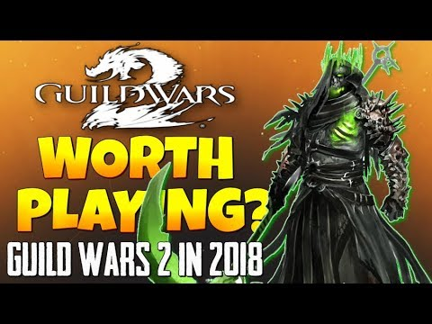 Guild Wars 2 (Revisited) - Starting Over! ... Is It Worth Playing in 2018? - (Review) thumbnail