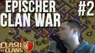 CLAN WAR - ICH GREIFE AN! || CLASH OF CLANS || Let's Play CoC [Deutsch/German HD]