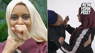 Muslim Woman Teaches Self-Defense Techniques Like the 'Hijab Grab' | New York Post