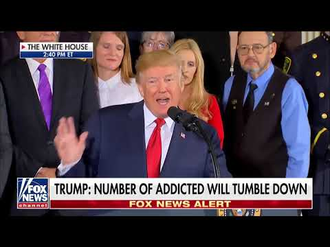 """Trump Gets Sentimental Over His Late Brother who struggled with addiction: """"'do not take drugs"""""""""""