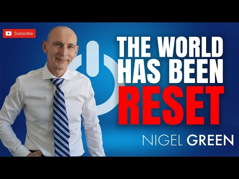 The World Has Had A Reset! Nigel Green deVere CEO