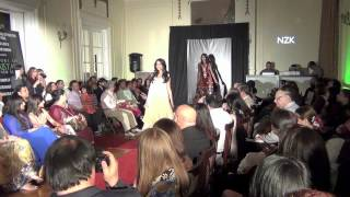 Fashion Show At Pakistan House New York.mov