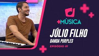 Mais Música | Júlio Filho | Banda Purples | Episódio 01 | IPP TV