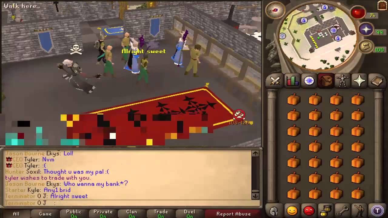 OSRS-PVP MYSTERY BOX OPENING + FIRST SMALL CLIP DUMP MORE TO COME