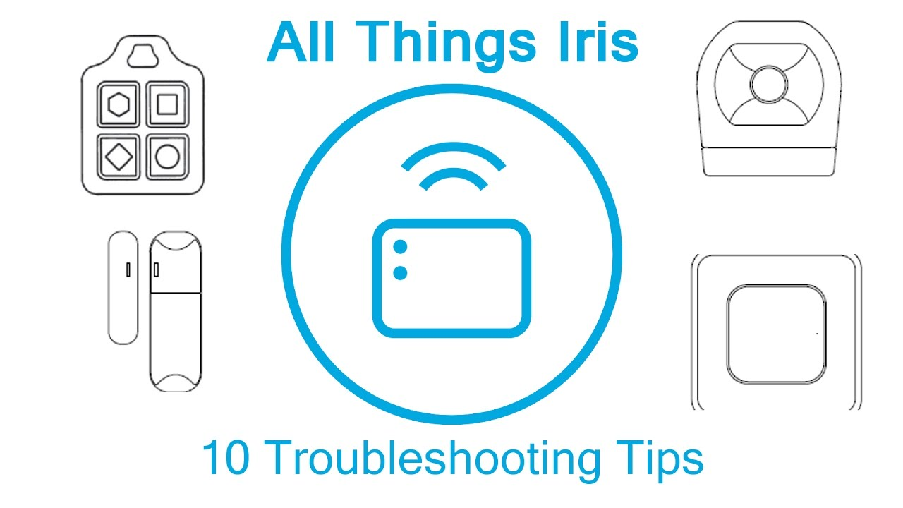 iris top 10 troubleshooting tips