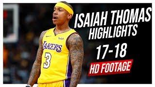 Isaiah Thomas mixtape