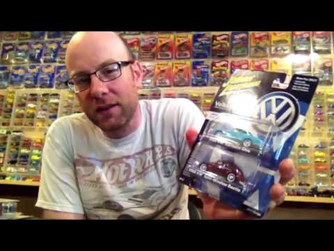 Diecast Weekly Episode 72 - RLC 510, Hot Wheels 2018 A Case, Hobby Exclusive JL and AW....