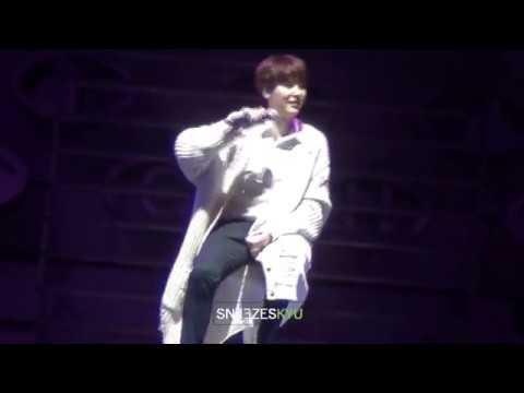 [Sneezes'] 170319 Kyuhyun Thai Song(หัวใจผูกกัน) - Bangkok Concert