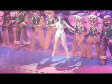 Katy Perry- California Girls @ Frank Erwin Center in Austin, TX 07/30/11