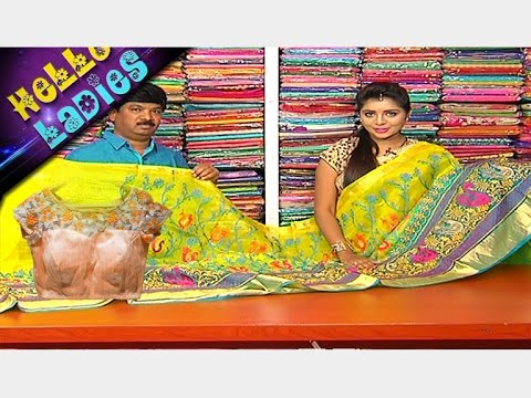 Ugadi Special Pure Tussar Silk And Banarasi Sarees With Low Price || Hello Ladies || Vanitha TV