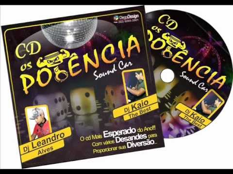 Cd Equipe Os Potencia By Dj Leandro Alves + Kaio Thebest 01