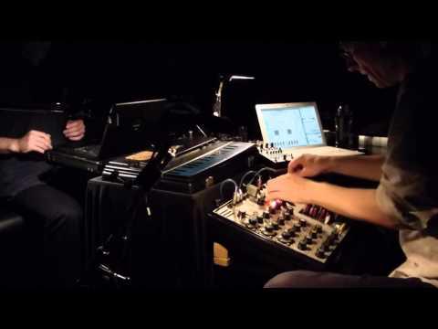 Lehn, Schmickler - Live at Unlimited 27, Schlachthof, Wels, Austria, 2013-11-09