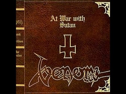 Venom At war with satan Full Album 1984 thumb
