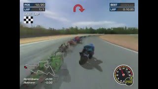 MotoGP Ultimate Racing Technology 3 Gameplay-Career Mode-Legend-Brno
