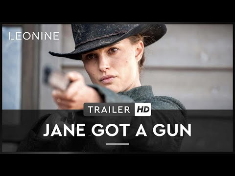 Jane Got A Gun - Trailer (deutsch/german)