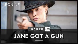Jane Got A Gun - Trailer (deutsch/german)