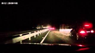 Авария на Новой Риге 20.11.2013