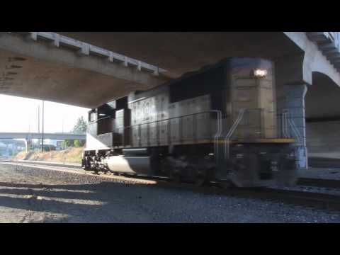 HD Railfanning The OMSI Curve In Mid-Summer