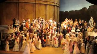 CARMEN 26/05/13 VIENNE - ACTE IV Part 1/4 (Début de l