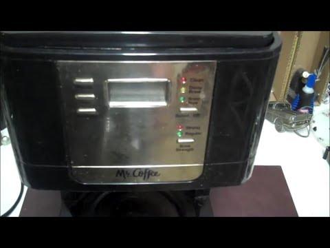 How To Fix Mr Coffee Maker Fix Leaking Mr Coffee Maker Fix