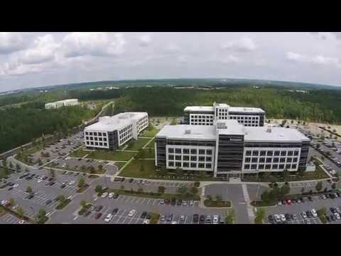 Lenovo's HQ from above