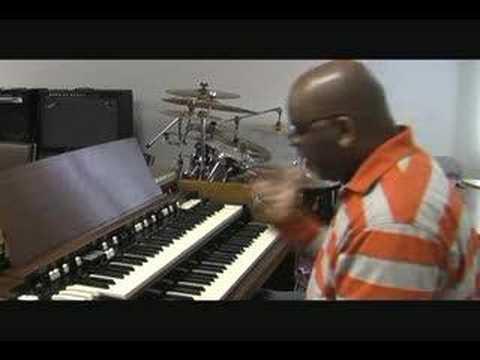 My Quick Hammond B3 Organ Operation Lesson