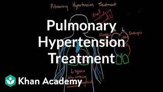 Pulmonary hypertension treatment