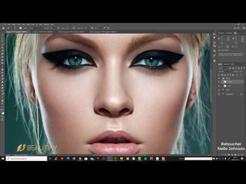 Create Stunning Eyeliner In Photoshop Using Beautify Panel 2.0