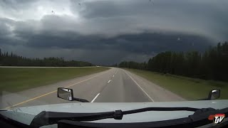 My Trucking Life - Through The Storm - #1484