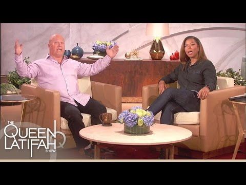 Michael Chiklis Conquers His Fears | The Queen Latifah Show