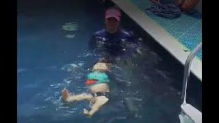 Niños que saben nadar: diferencia entre la vida y la muerte