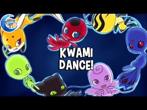 The Kwami Dance Party - Miraculous Ladybug