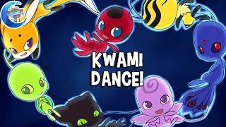 The Kwami Dance Party - Miraculous Ladybug