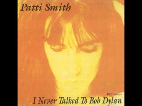 Patti Smith: Sweden October 3rd, 1976