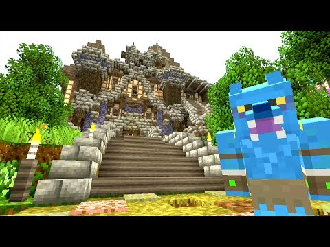 FAKING MY DEATH!! // VILLAGE OF ELDON [2] // MINECRAFT XBOX