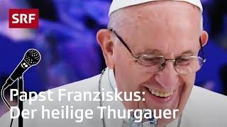Papst Franziskus klaut Fabio Landerts Witze  | Comedy Talent Show mit Lisa Christ | SRF Comedy