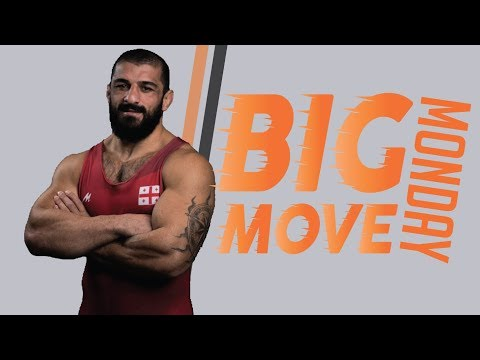 Big Move Monday -- Nadareishvili R. (GEO) -- Senior Worlds 2018