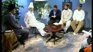 Liqa Ma'al Arab 14 July 1998 Question/Answer English/Arabic Islam Ahmadiyya