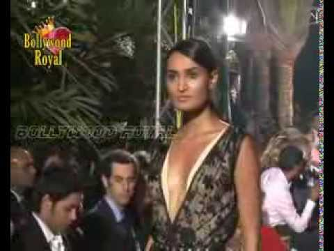 President of Catalunya, Spain hosts fashion show of Spanish designers with showstopper  Aditi Rao Hy