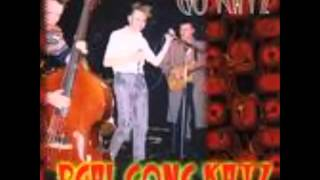 The Go-Katz-Real gone demented hillbilly kat